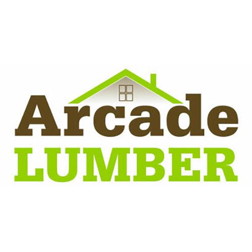 Arcade Lumber logo