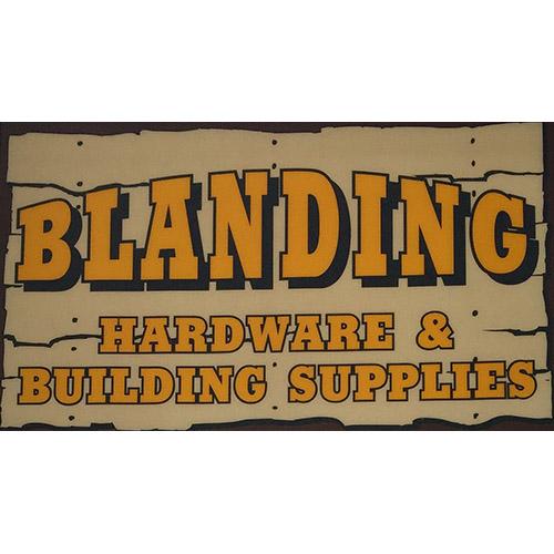 Blanding logo