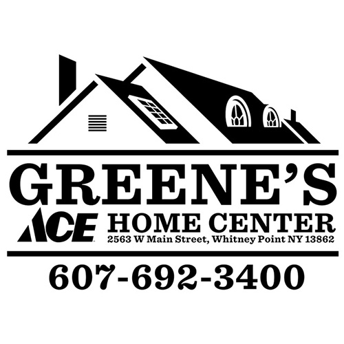 Greene's Ace logo