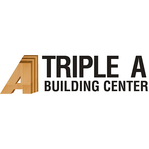 Triple A Building Center logo