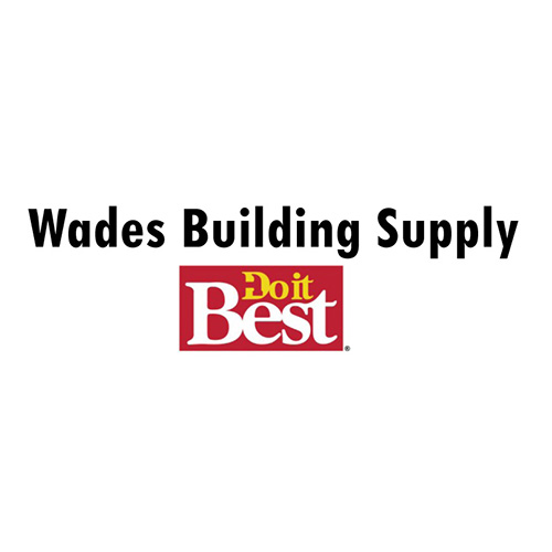 Wade's Building Supply logo